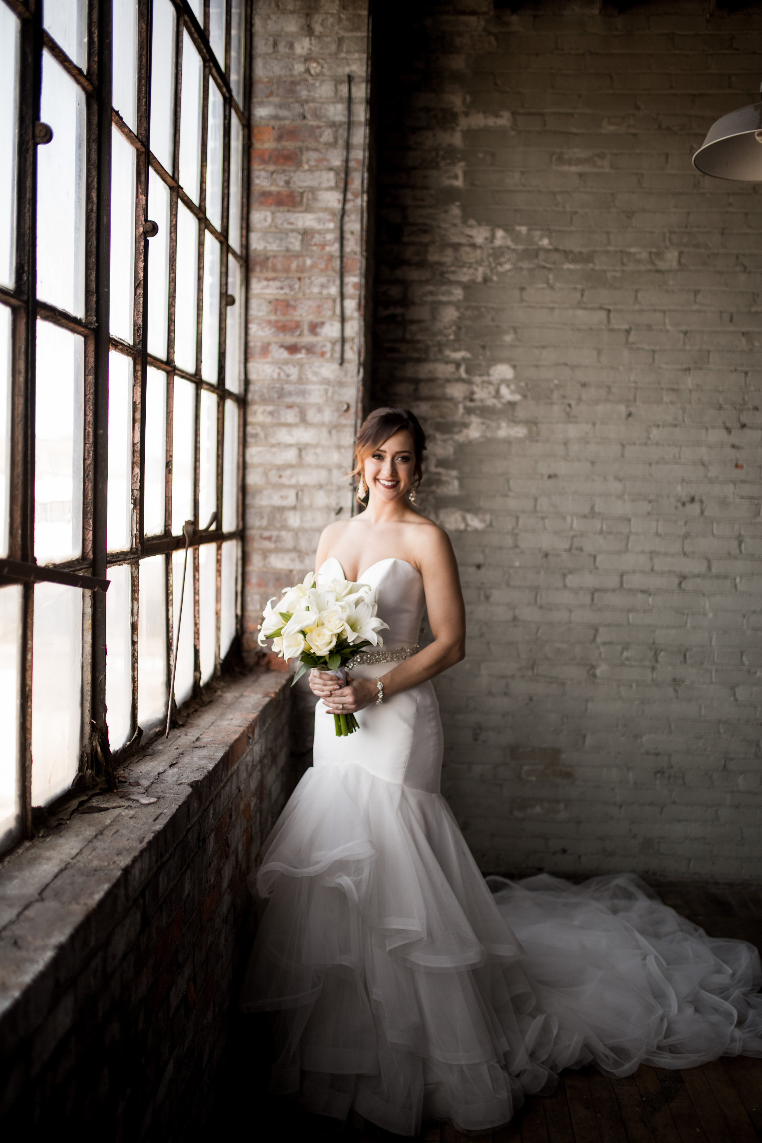 Industrial Elegance by Event Prep and Captured by Hannah Photography