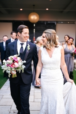Lauren and Todd's Wedding in Covington, KY with Coordination by Event Prep Wedding Planning & Design