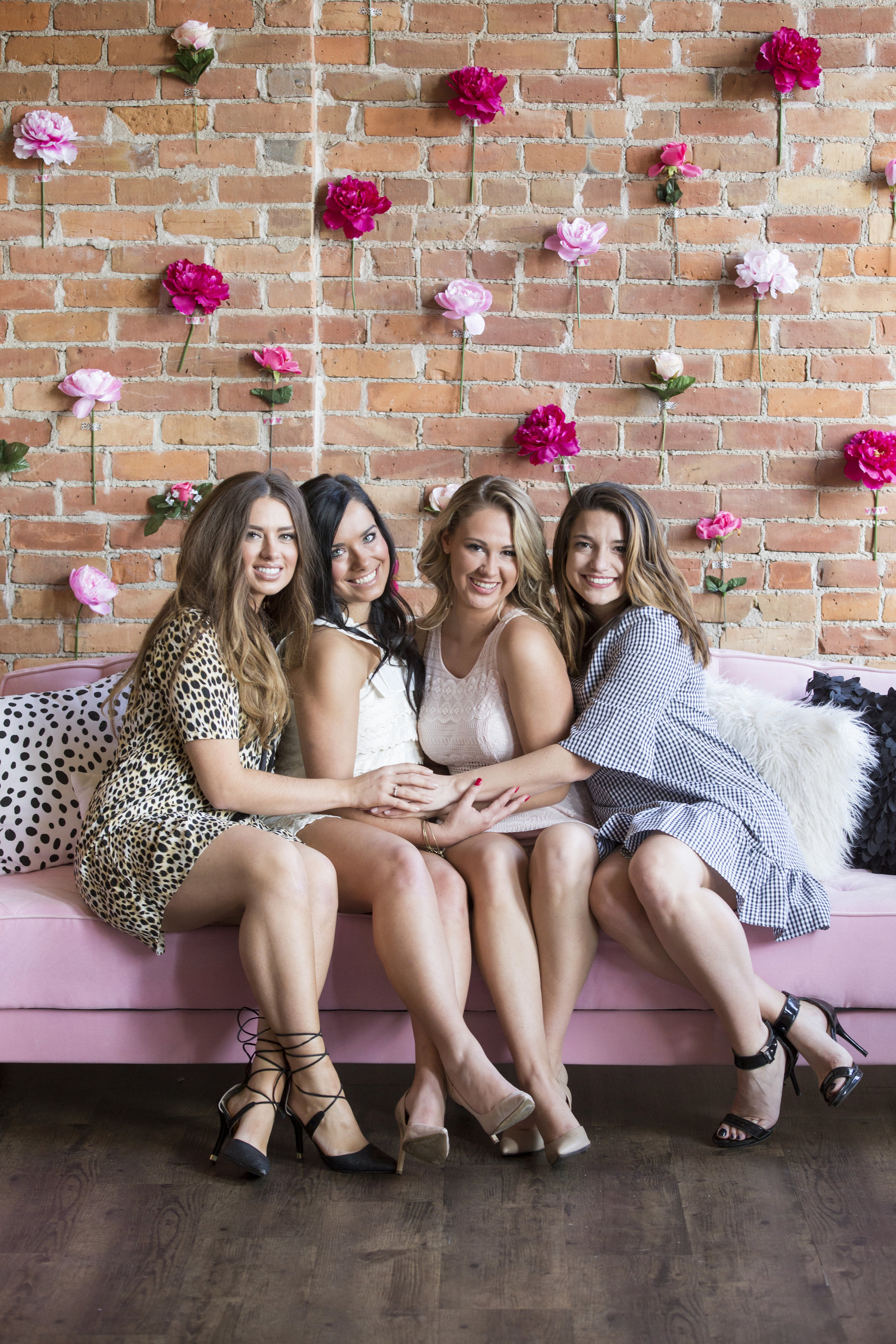 Will You Be My Bridesmaid Party Styled by Cassandra Clair of Event Prep