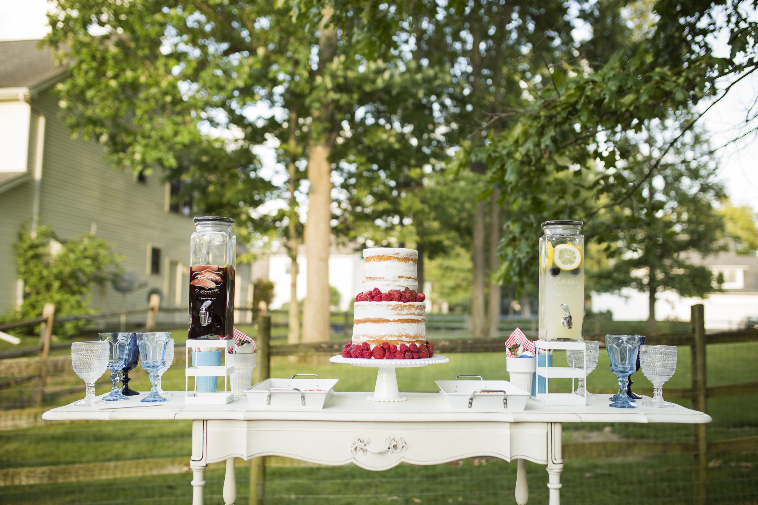 Host a Stylish Fourth of July Party with Entertaining Ideas from Cassandra Clair of Event Prep