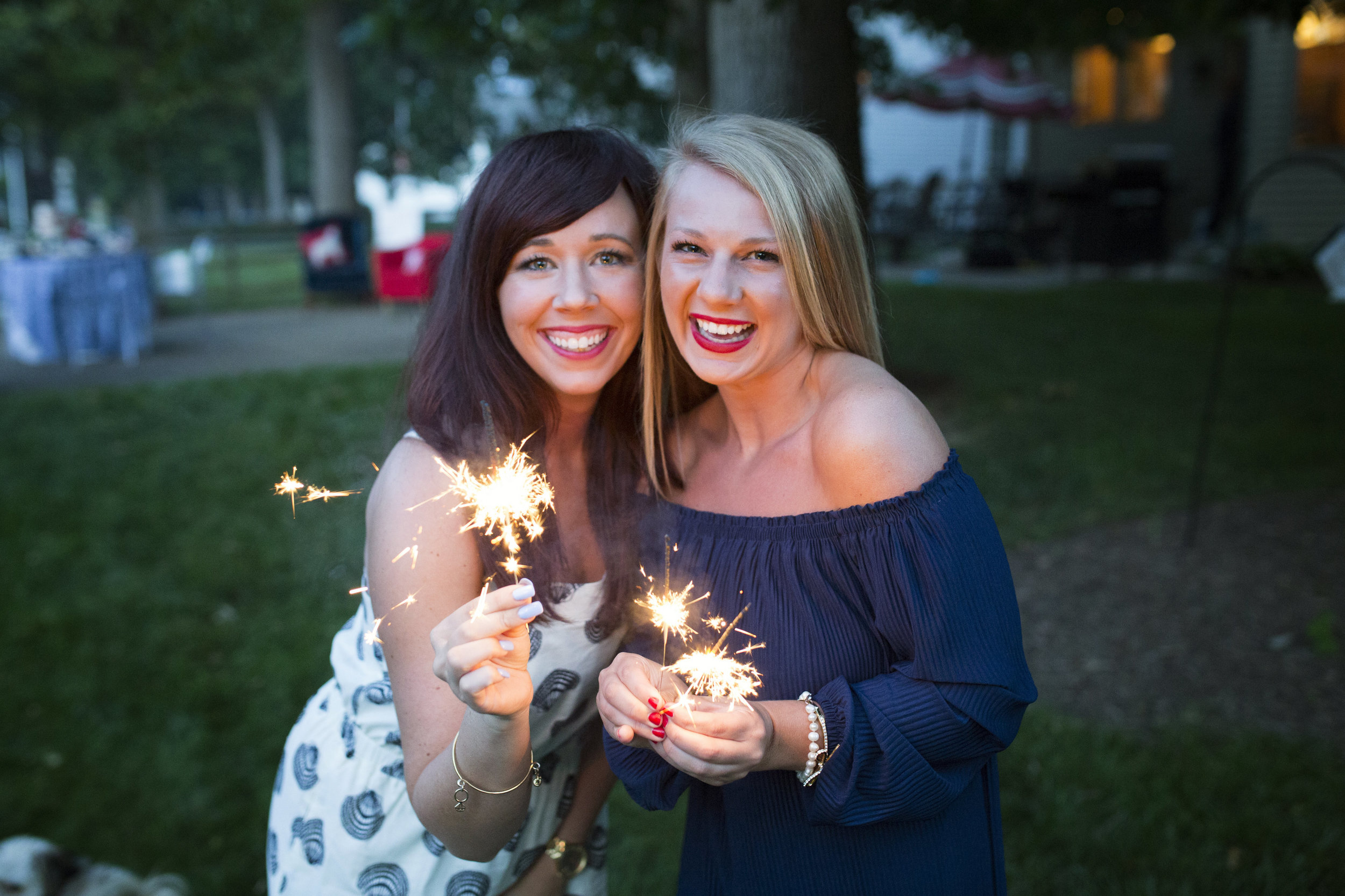 Host a Stylish Fourth of July Party with these ideas from Cassandra Clair of Event Prep