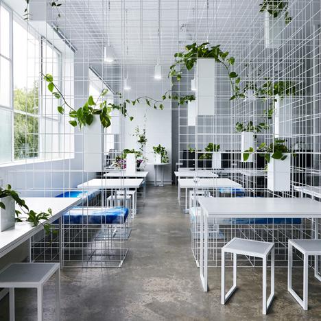 Interior Greening