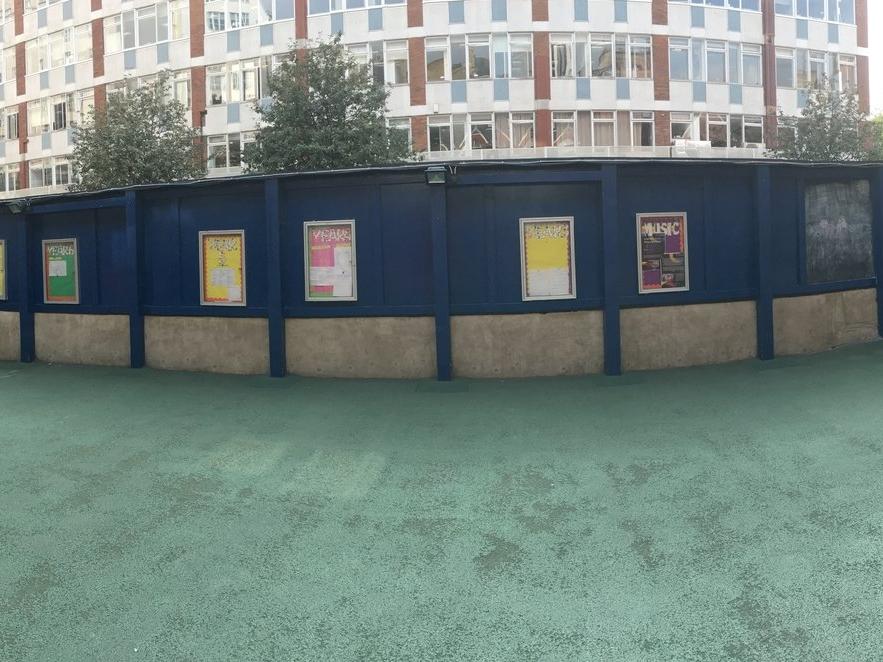 Peter's Eaton Square C. of E. Primary School