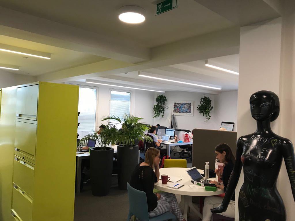 Office Greening