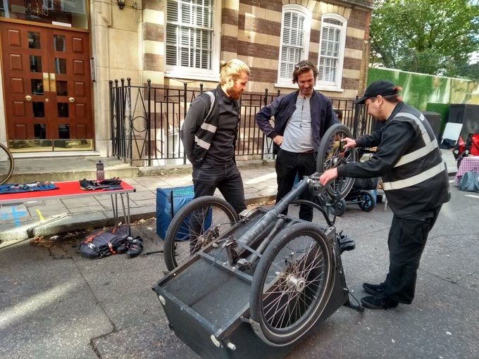 Marylebone Low Emission Neighbourhood (LEN) Community Street Party