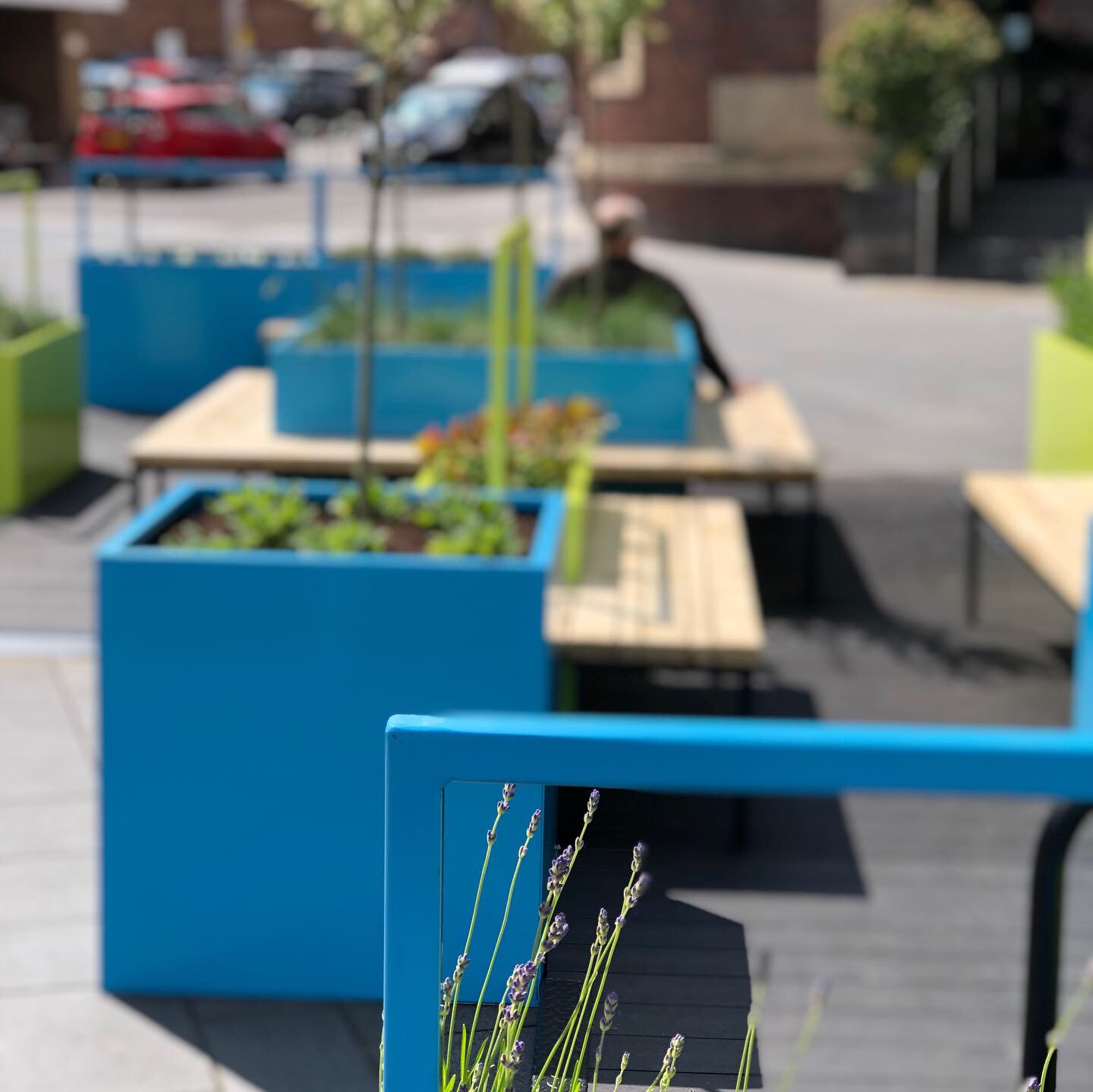 Mill St Parklet - Perth and Kinross 6