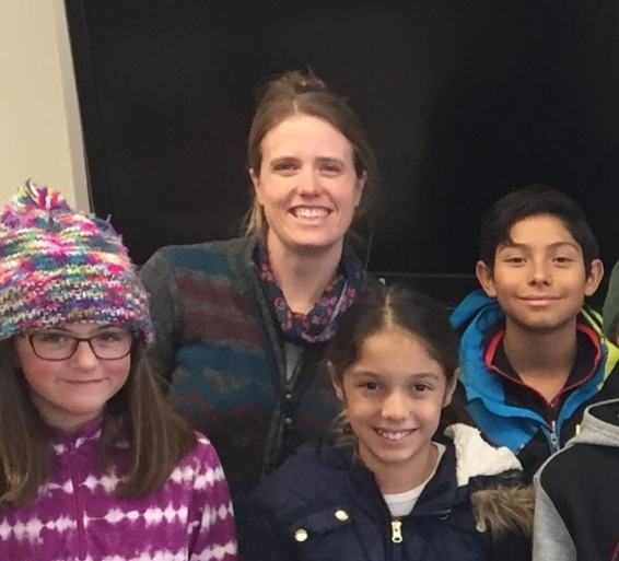 Elizabeth Hazle   Carbondale Middle School   5th Grade Language Arts Teacher   Liz partnered with VOICES on our first-ever Storyteller Project in 2016. Liz is passionate about bringing creativity to the way students read, write, and think.