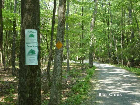 Blair Creek, Stillwater & Hardwick
