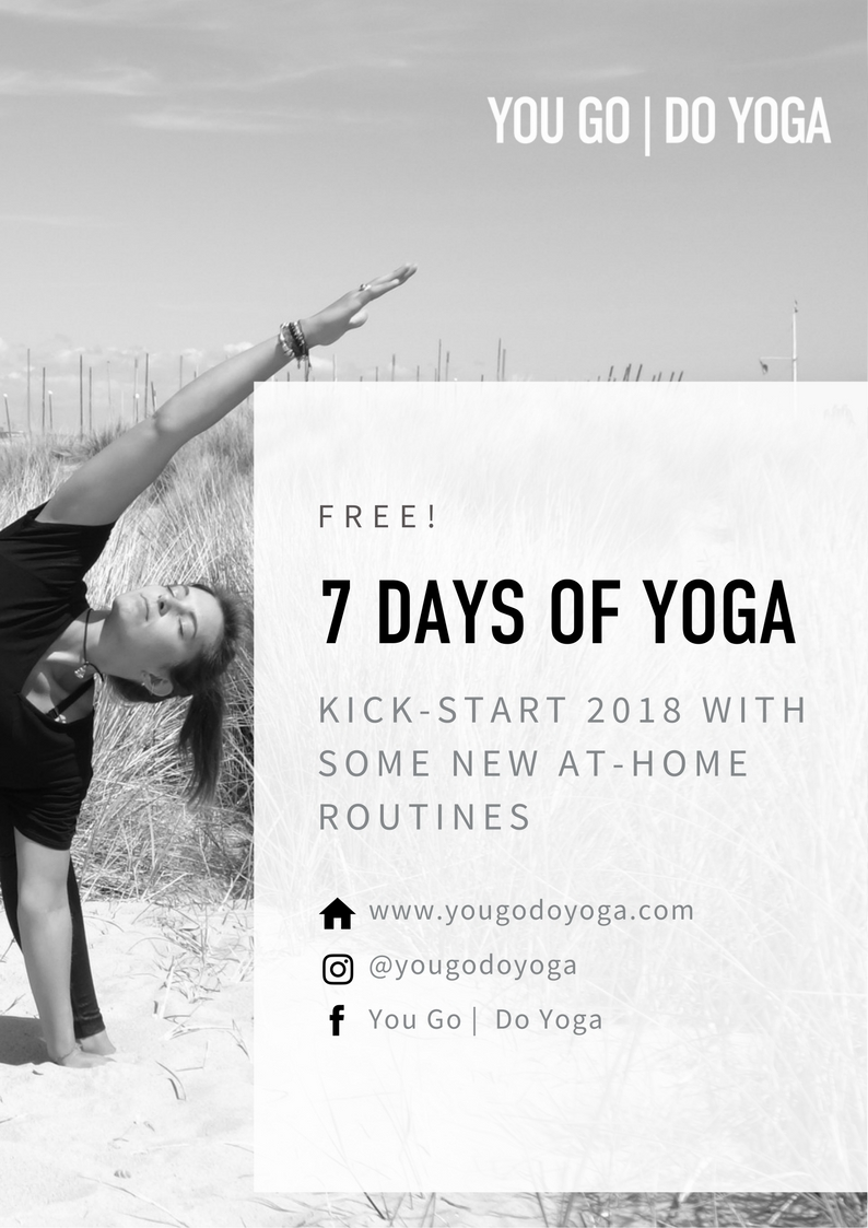 7 Days of Yoga