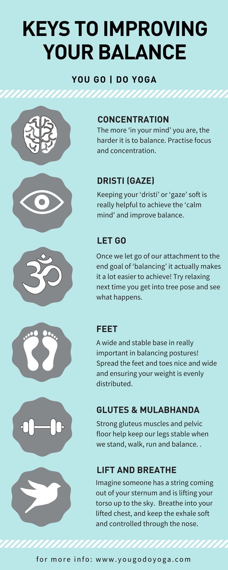 Top Tips For Improving Balance