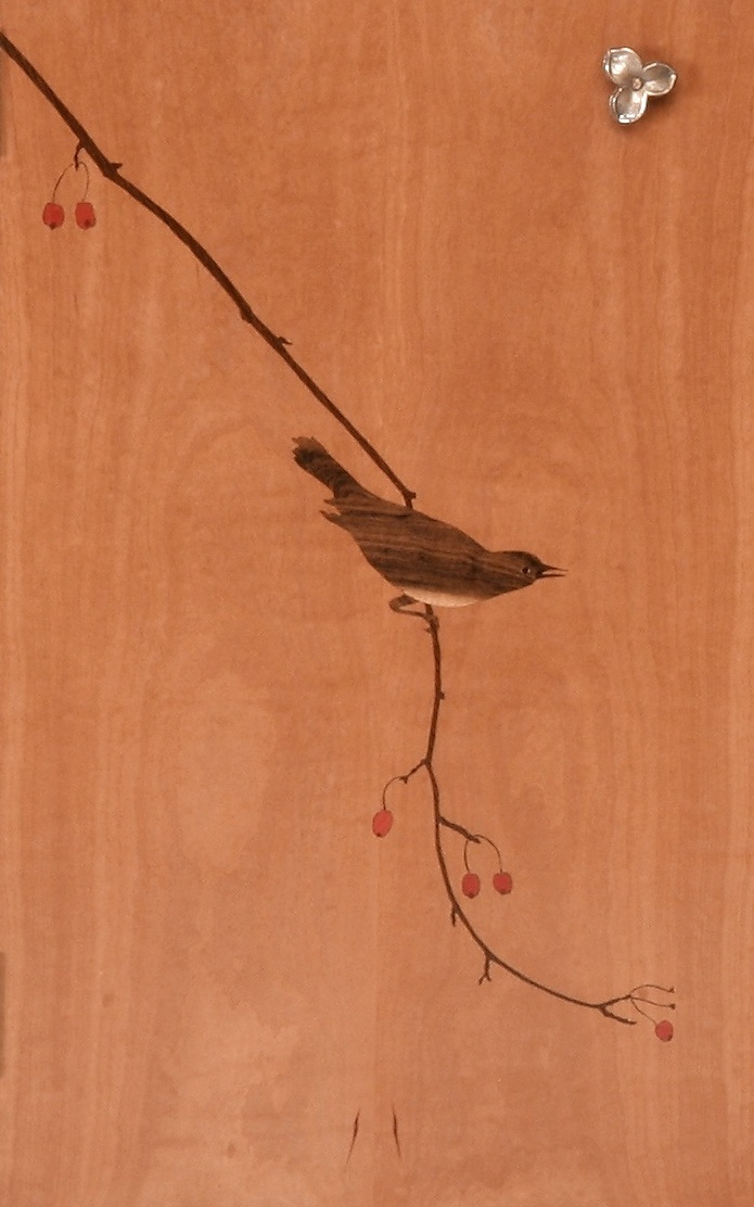 Bird Detail — Madrona Buffet