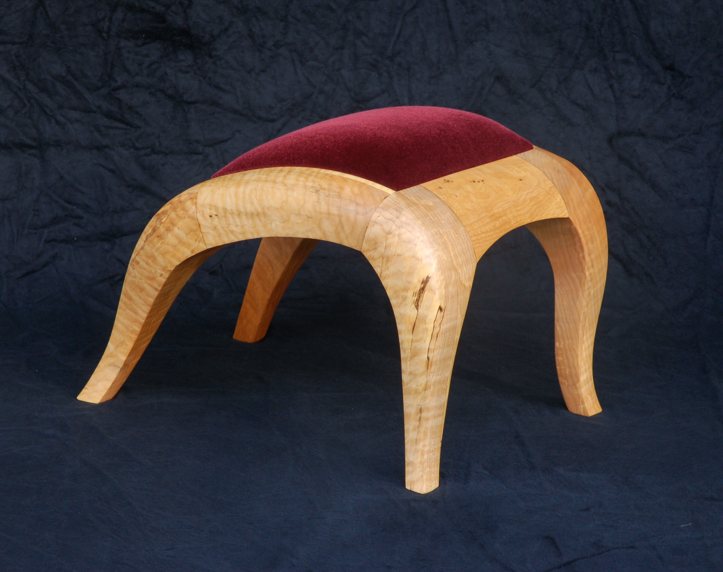 Fred Astaire Ottoman