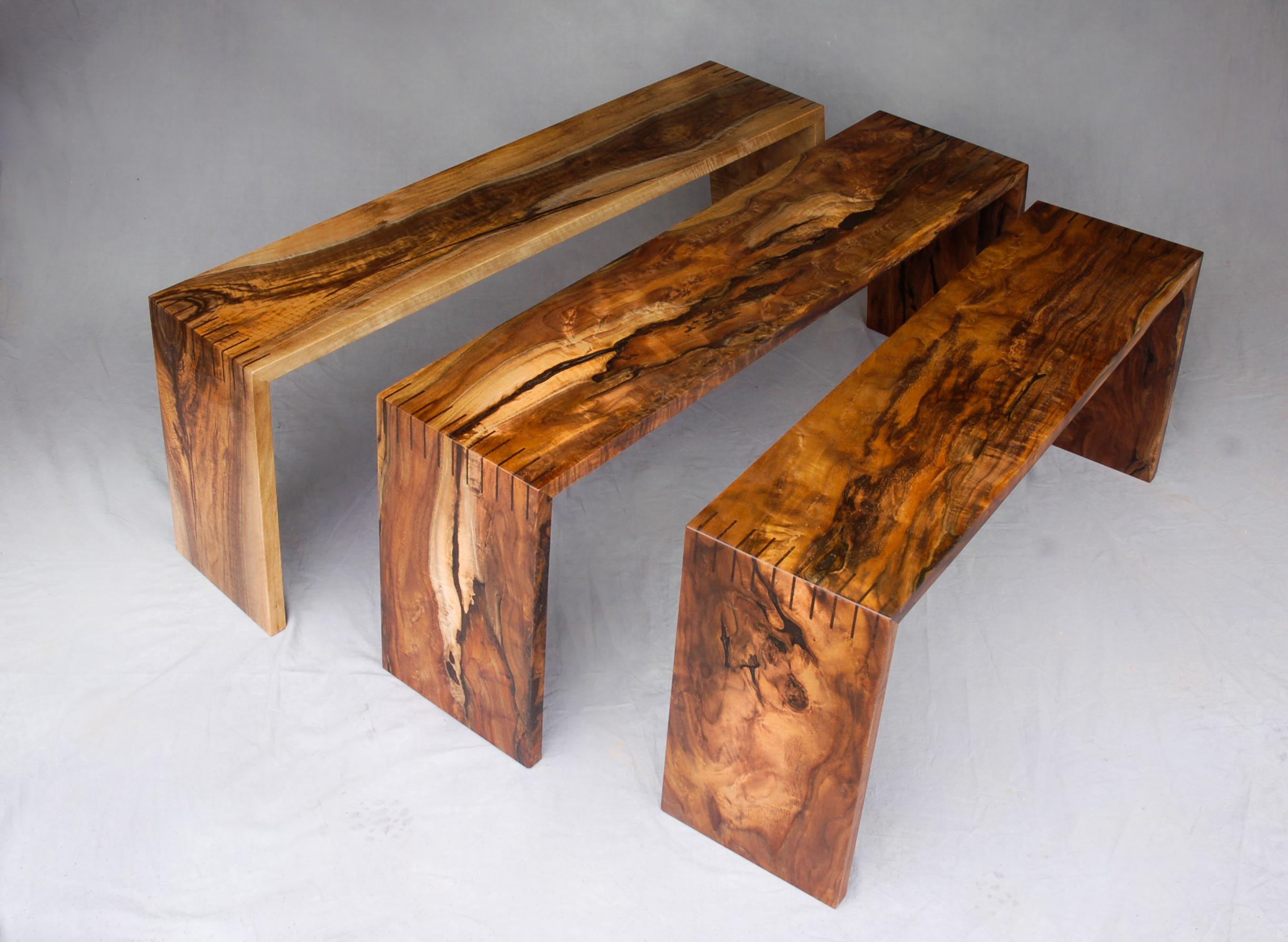 Spline Miter Bench