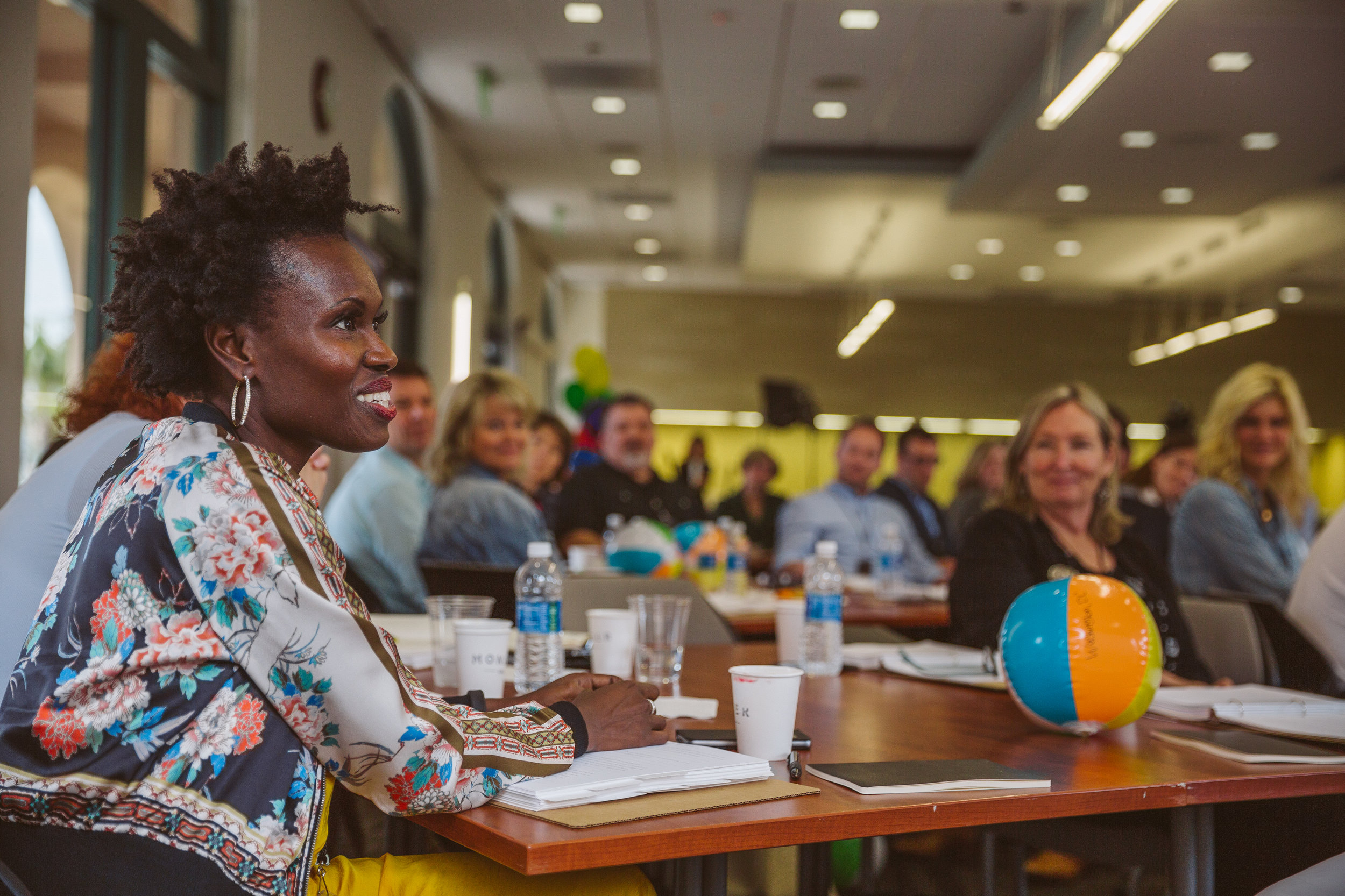 """""""This experience has been the best investment I have made for my future. It is so much more than the two-day workshop and coaching sessions. It is the rare opportunity to partner with someone who passionately believes in you and generously gives his time, wisdom and resources to see your dream come true.""""  - Grace - Philanthropist, Dream Big Attendee"""