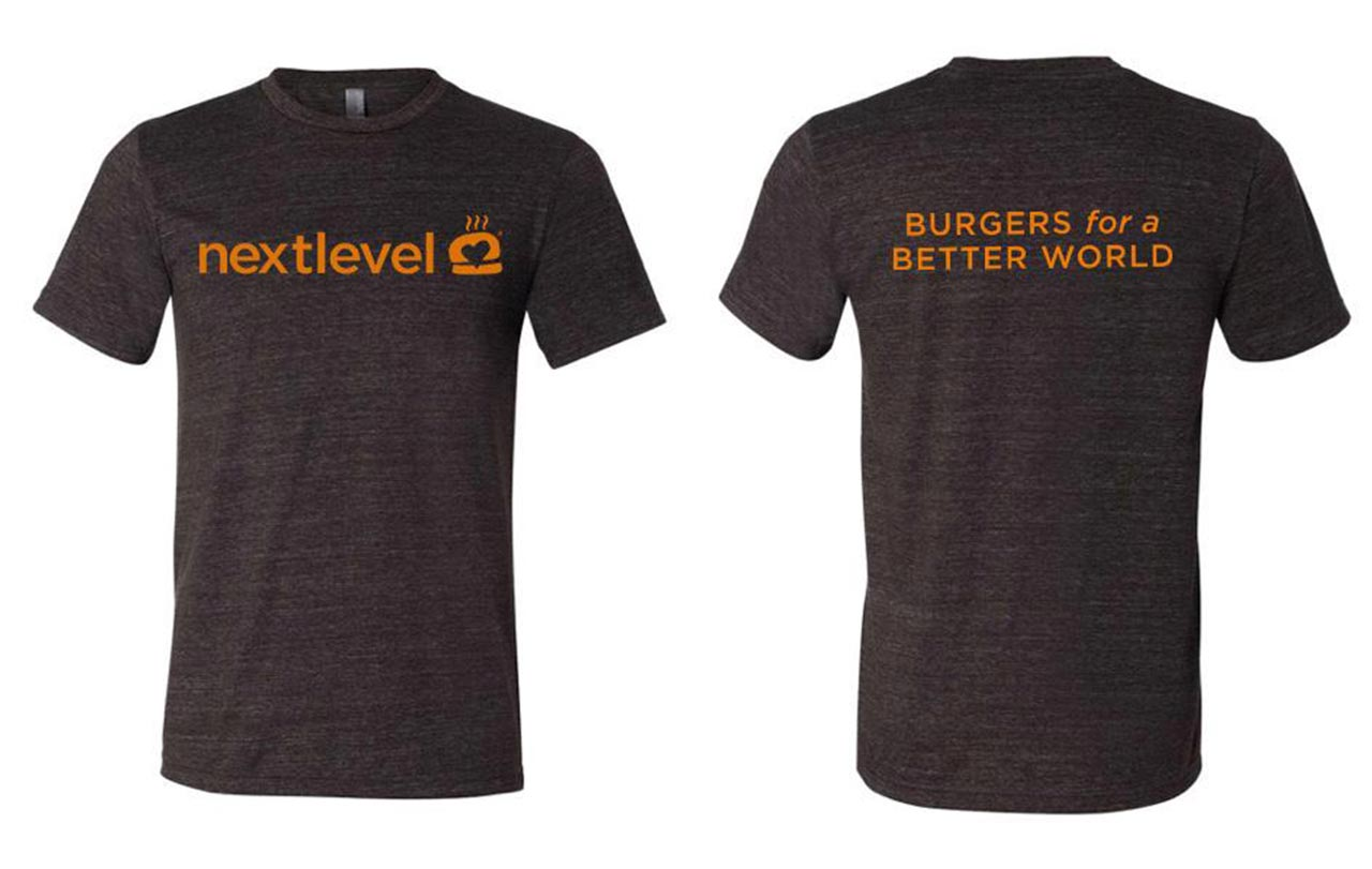 Burgers for a Better World MENS T-Shirt