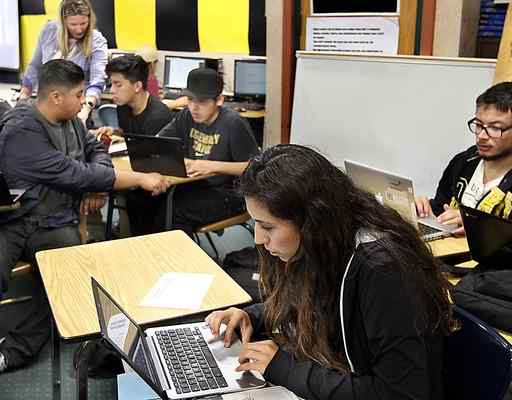 Watsonville High hosts community information fair on ballot propositions