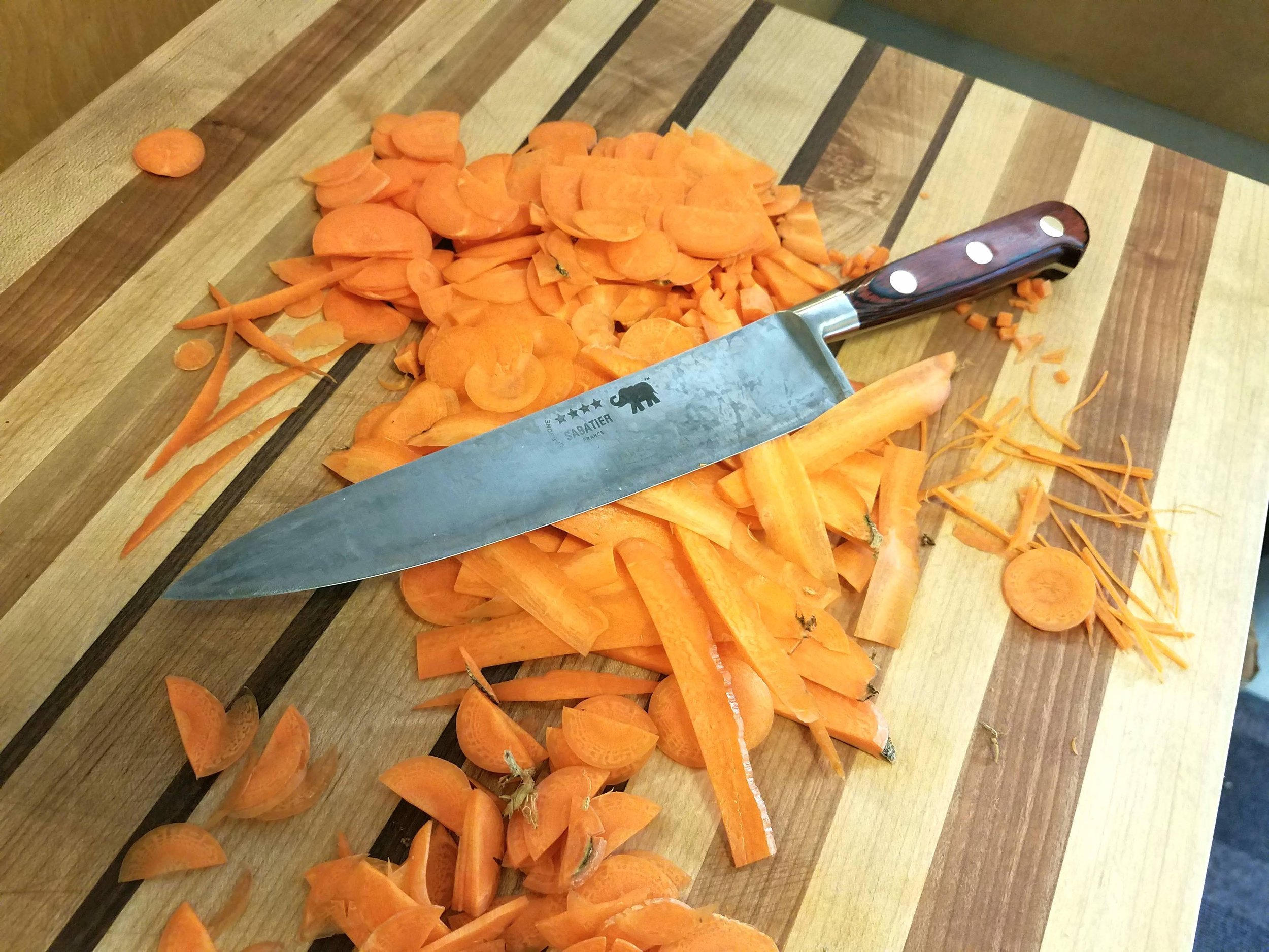 Sabatier Carrots