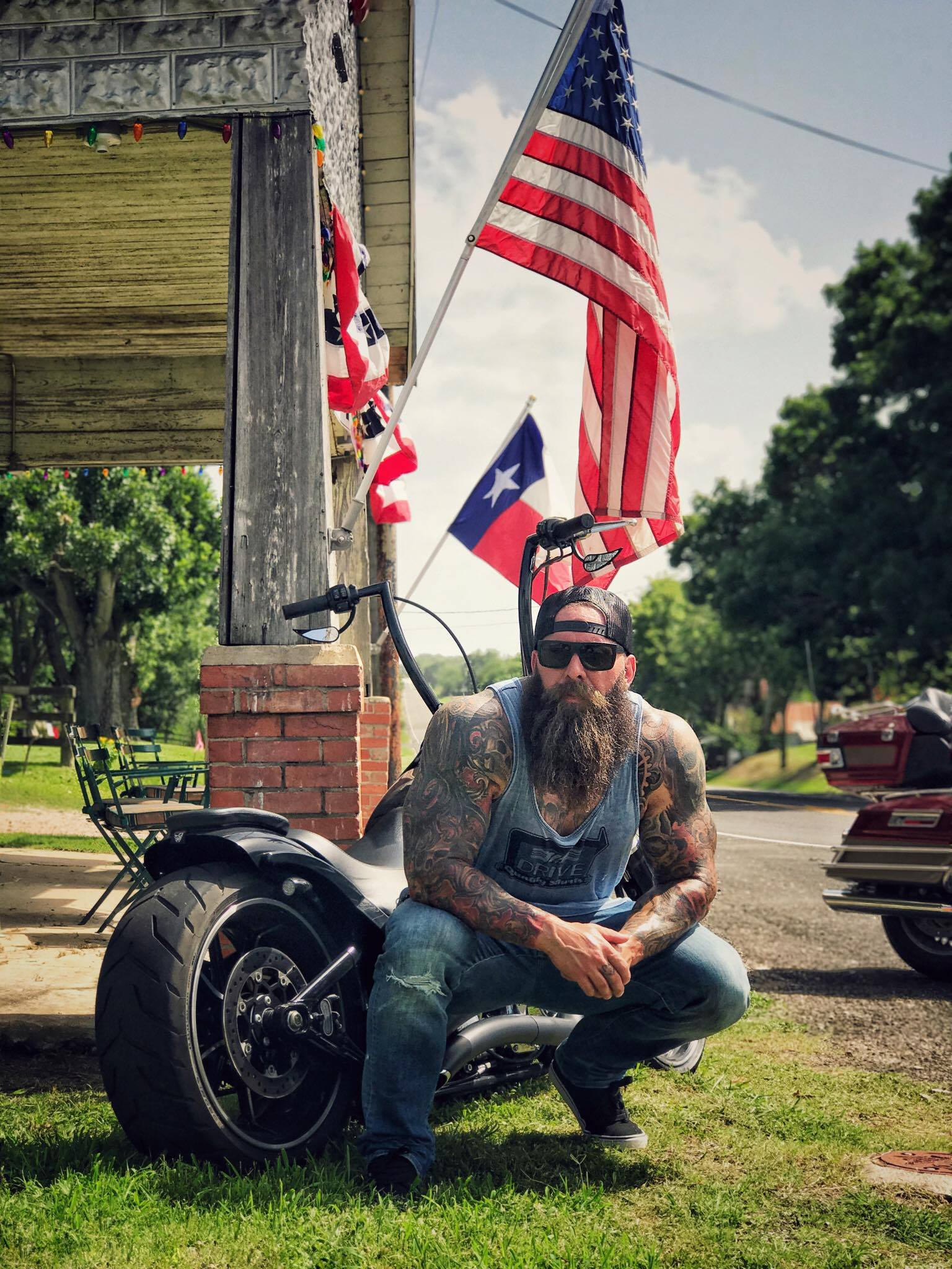Chad Lemons\Houston, TX - Favorite Product- Cigar Room Beard Oil