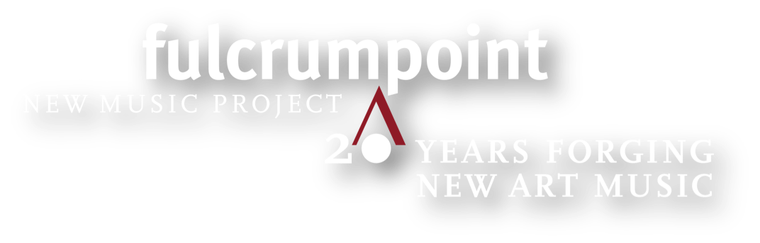 Fulcrumpoint New Music Project 2016 - Premiere of  Duet   - November 16th , 2016