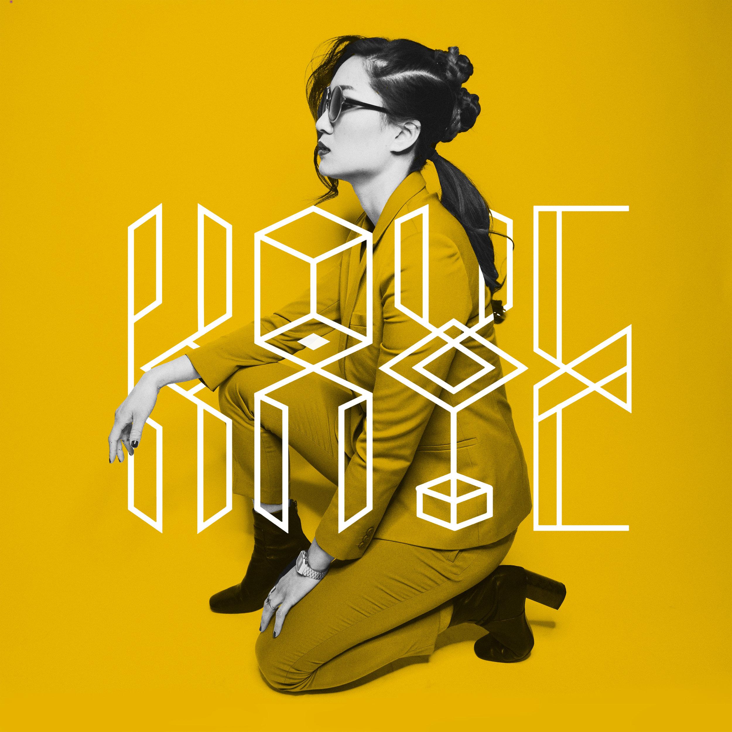 HONEY EP (COVER)