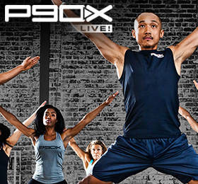 Another program from BeachBody, P90X is widely known throughout the country because of the amazing results it has delivered! This class will use the science of Muscle Confusion to consistantly challenge your body and muscles with new moves and routines. P90X involves cardio, weight training and core strengthening to keep your body from plateauing and keep the results going! -