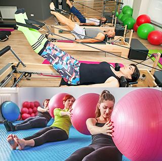 Pilates Mash-Up