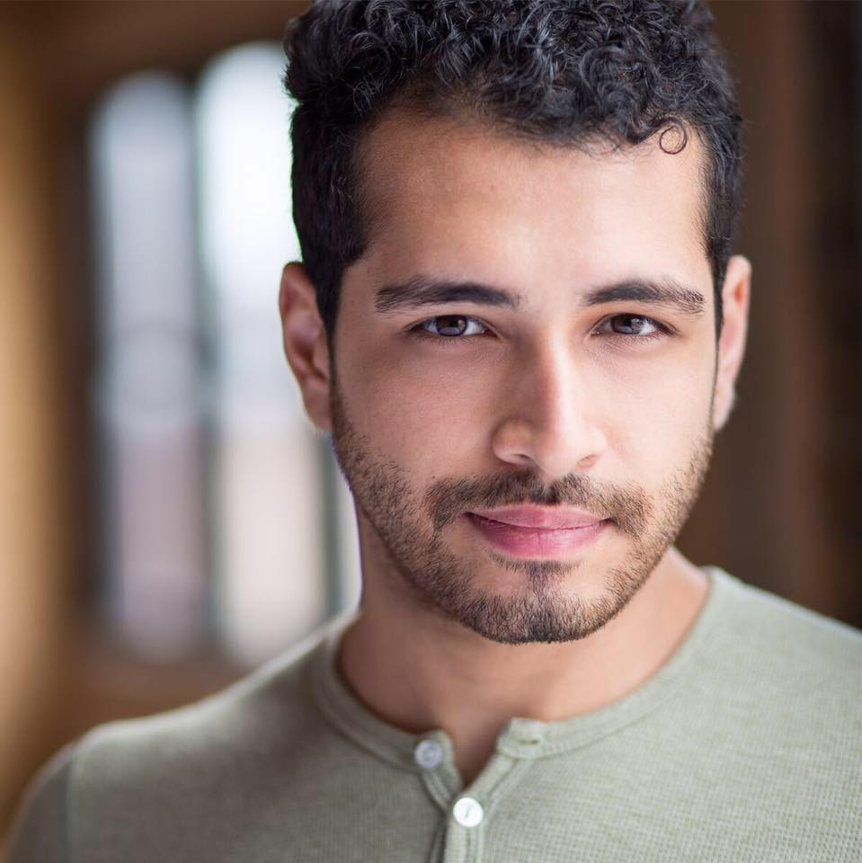 EDDIE SÁNCHEZ   Eddie Sánchez is originally from Portland, Oregon and currently based in Chicago, Illinois. He is a senior at Northwestern University where he will graduate in June of 2017 with a B.S. in Theatre.