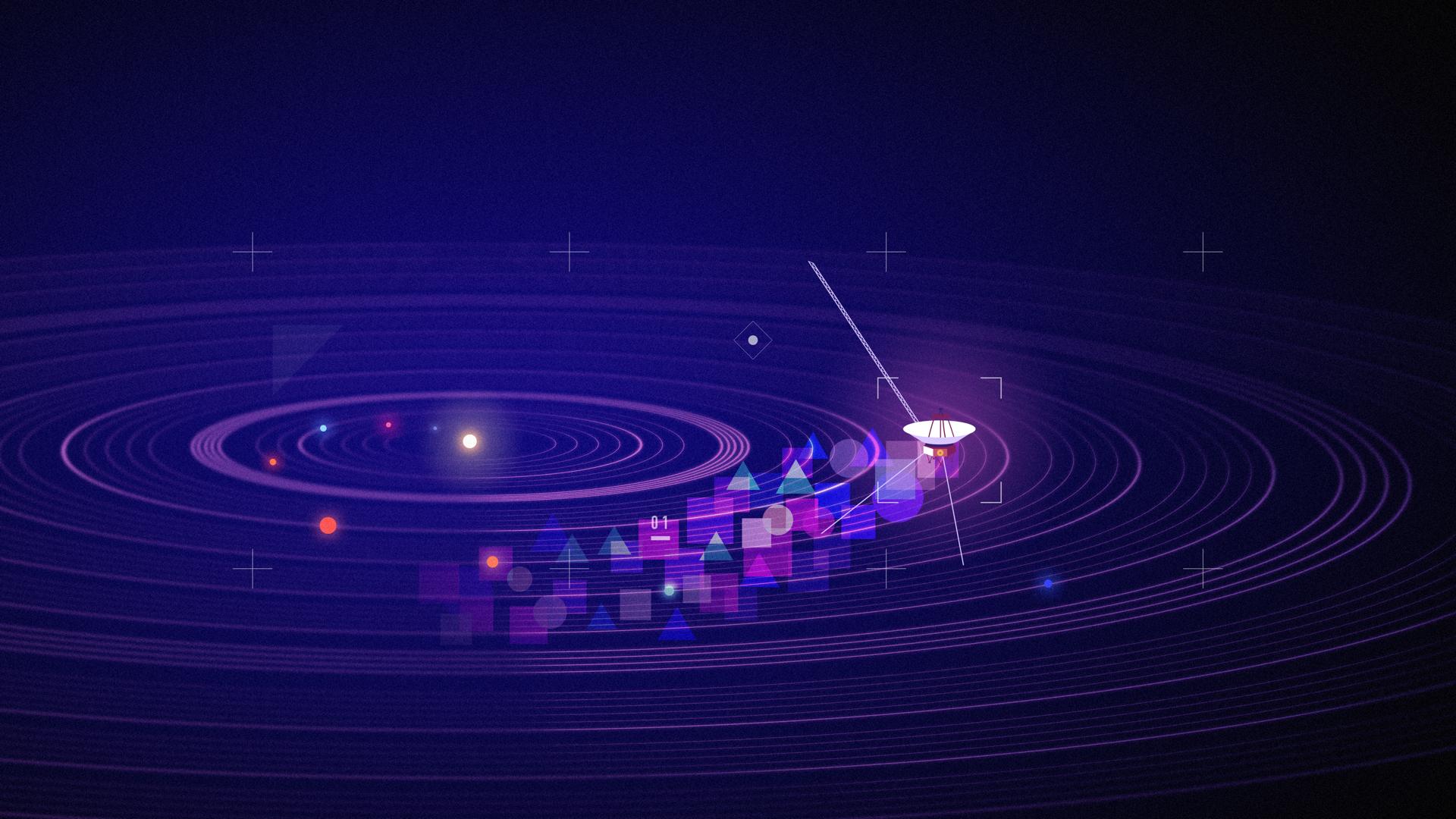 b2cbfdf31b8 Voyager Golden Record — Twenty Thousand Hertz