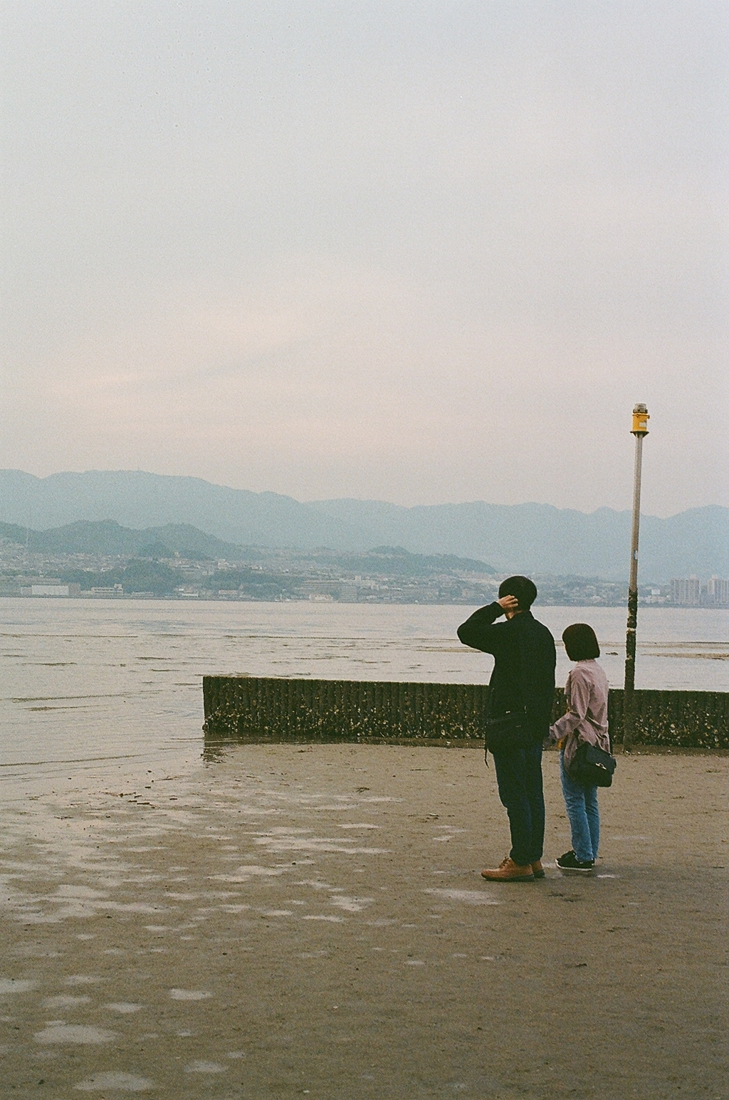 Tourist love / Miyajima