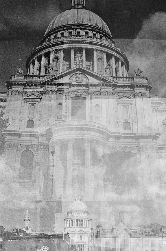 St Paul's cathedral squared // London 2018