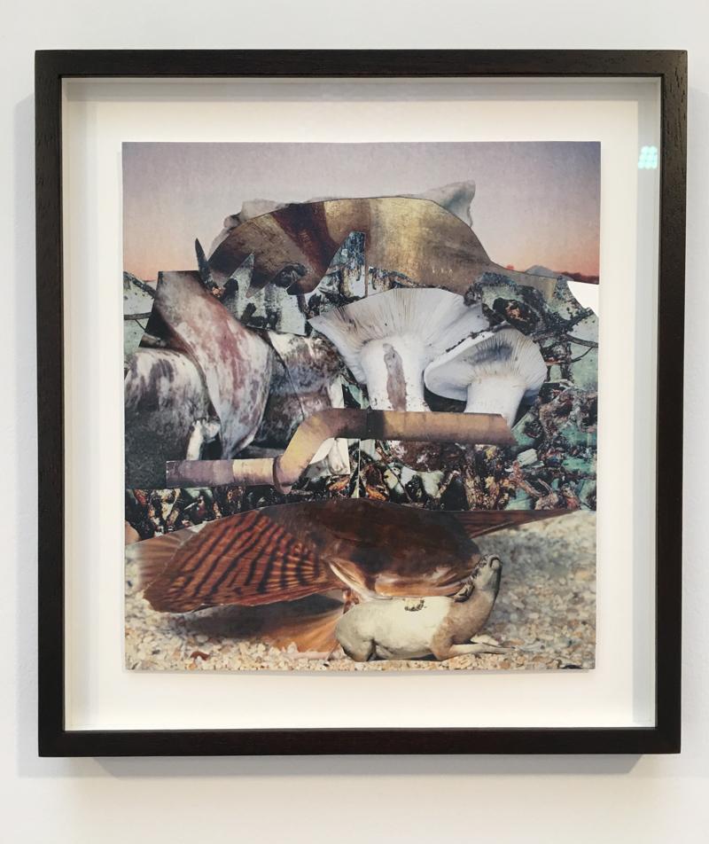 "Adrian Ghenie's ""Jungles in Paris"" exhibition at Galerie Thaddaeus Ropac - small collage"