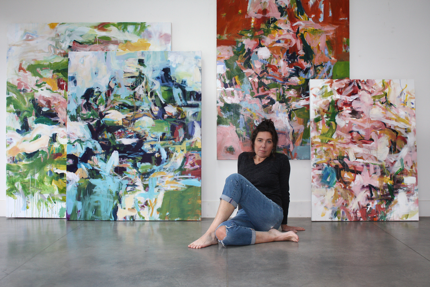 karen-silve-in-studio-with-vulnerability-abstract-paintings.jpg