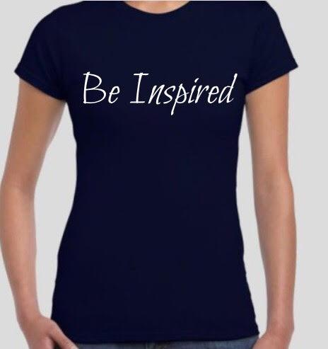 Be Inspired Women's Tee
