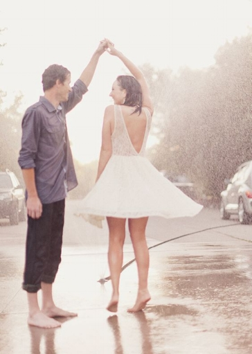 Celebrate love your way. PS: How freaking fun does this look!