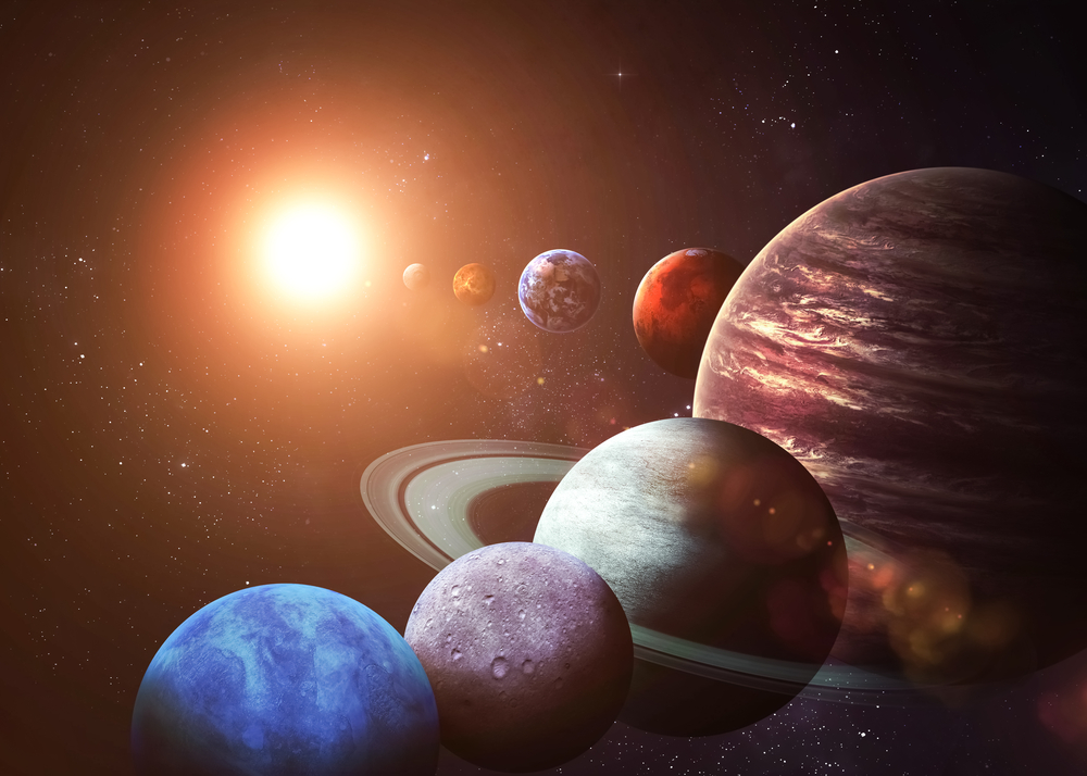 While other planets have atmospheres, we don't know of any other planet in our solar system that supports life.