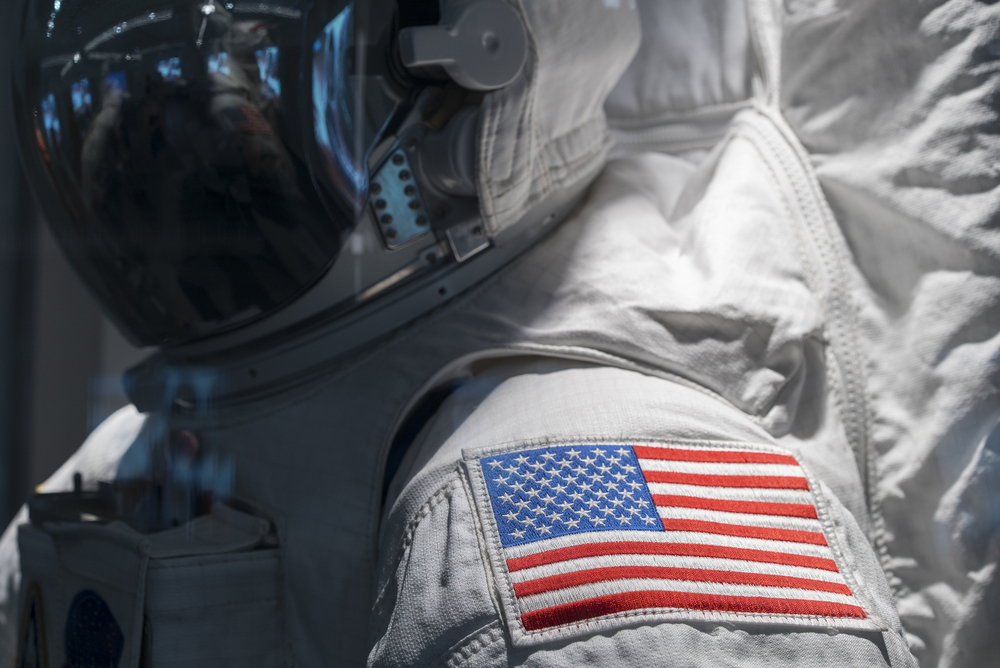 Space suits protect astronauts from the Sun's radiation.