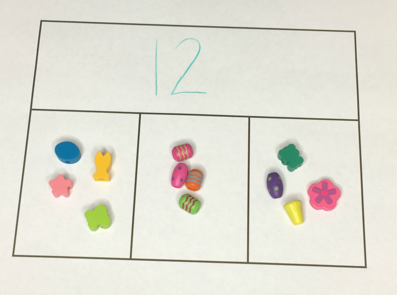 Tape diagrams can be used to show addition, subtraction, multiplication, and division.