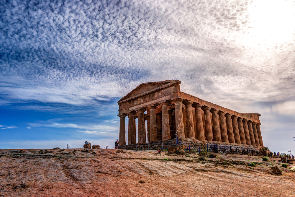 Even though the Romans conquered the Greeks, Greek culture remained an important part of the Roman Empire.