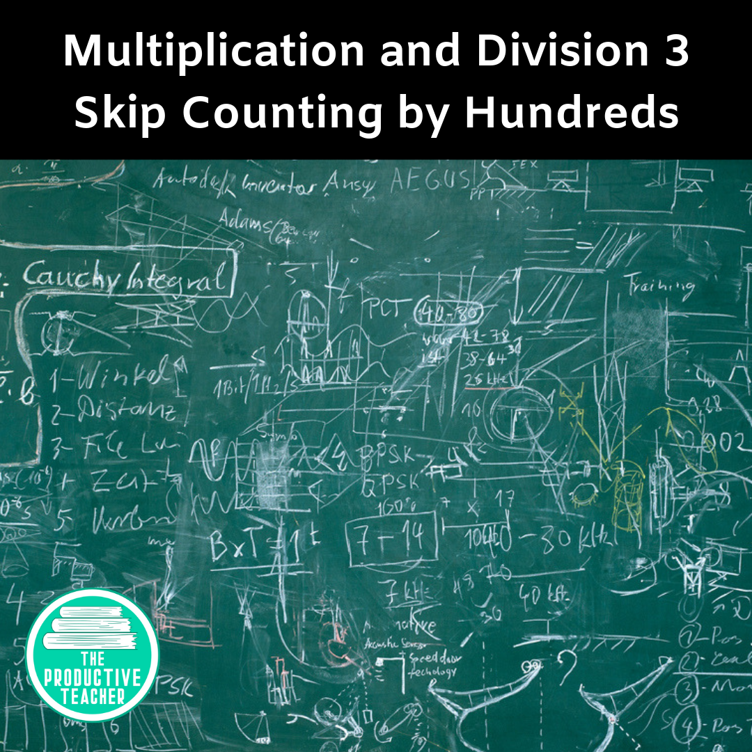 Skip Counting by Hundreds