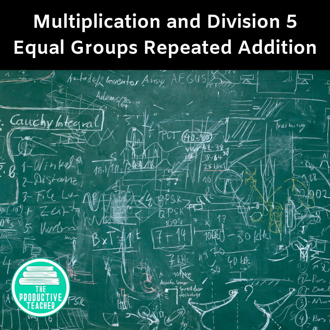 Equal Groups Repeated Addition
