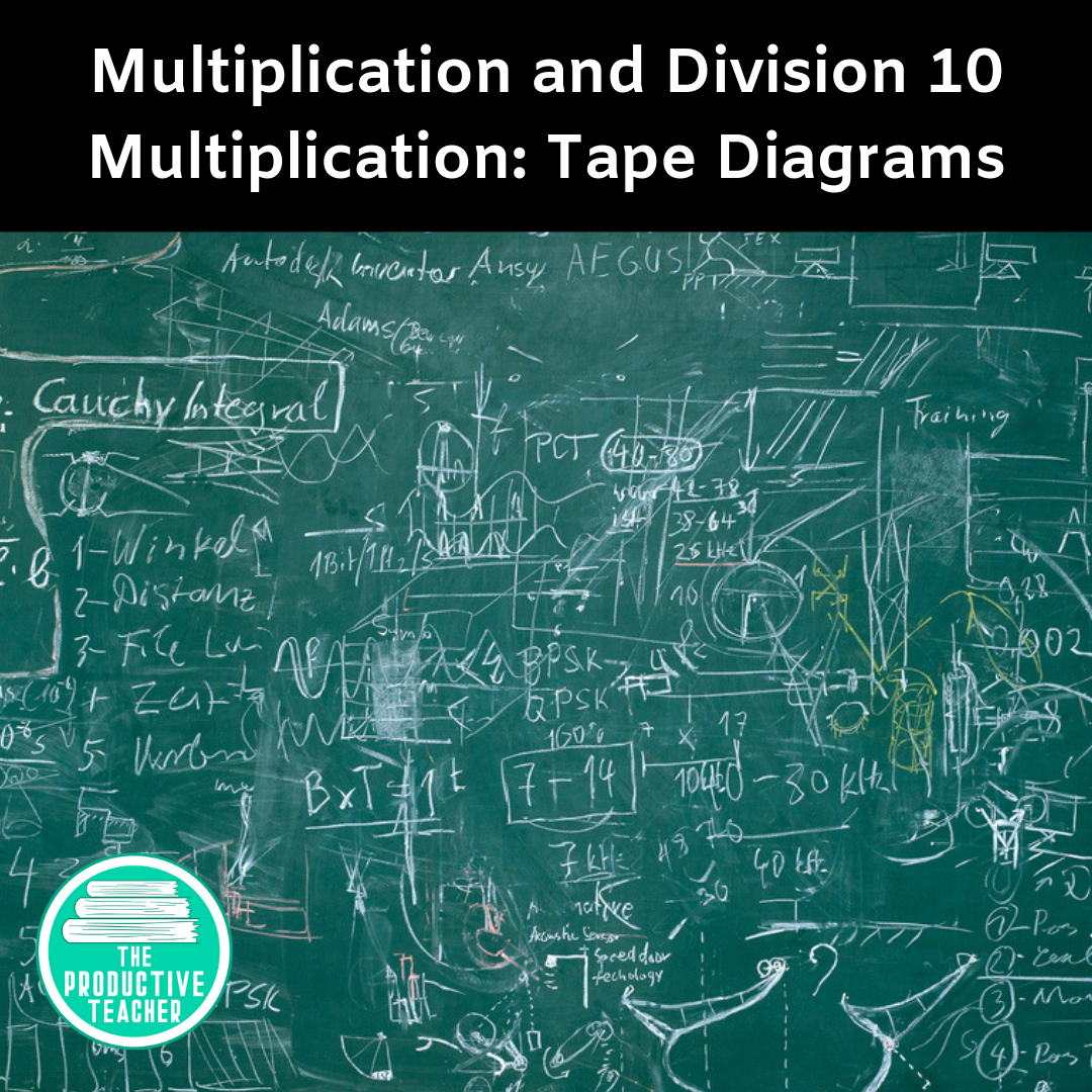 Multiplication: Tape Diagrams
