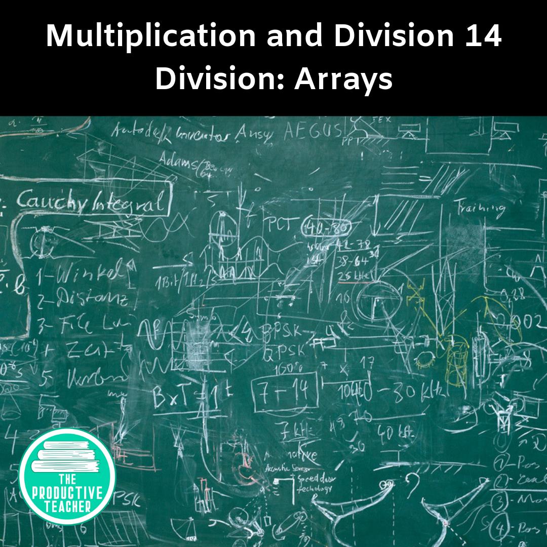 Division: Arrays
