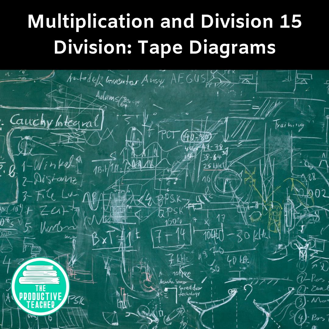 Division: Tape Diagrams