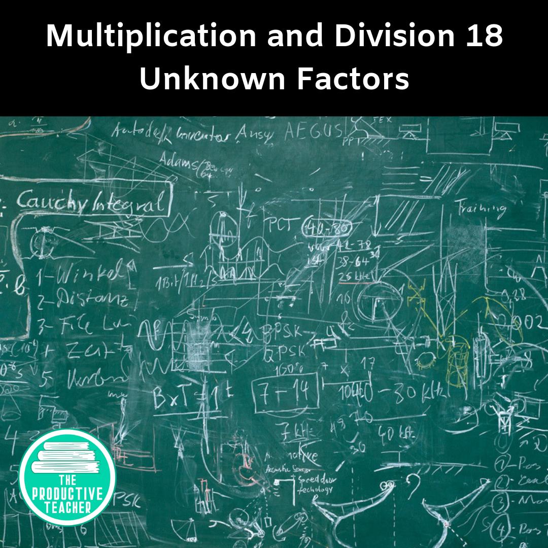 Unknown Factors
