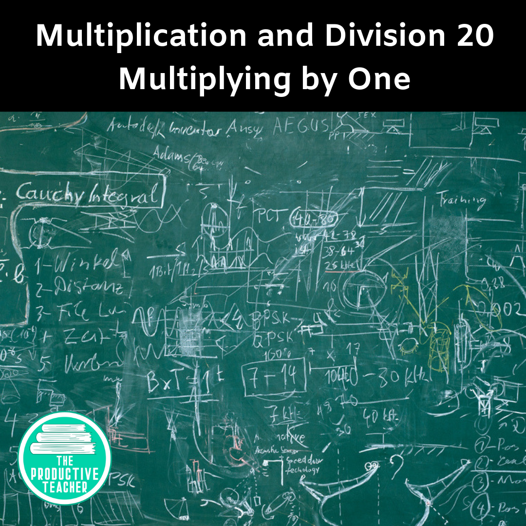 Multiplying by One
