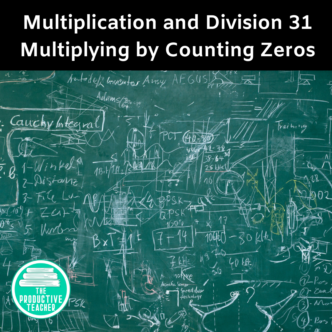 Multiplying by Counting Zeros