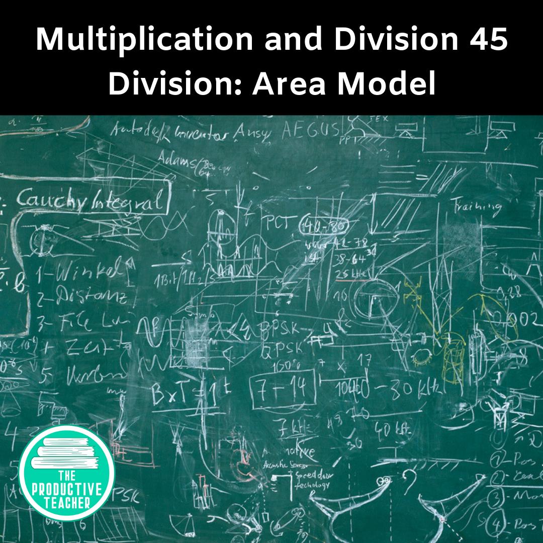 Division: Area Models