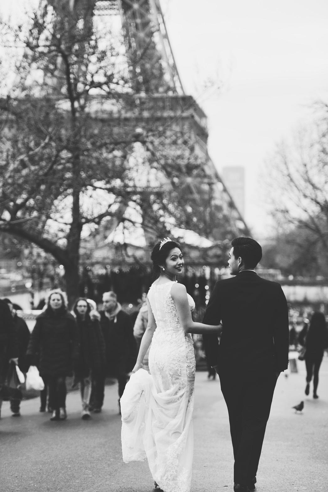 PUREFOTO_海外婚紗攝影Oversea_Prewedding_Paris Prewedding