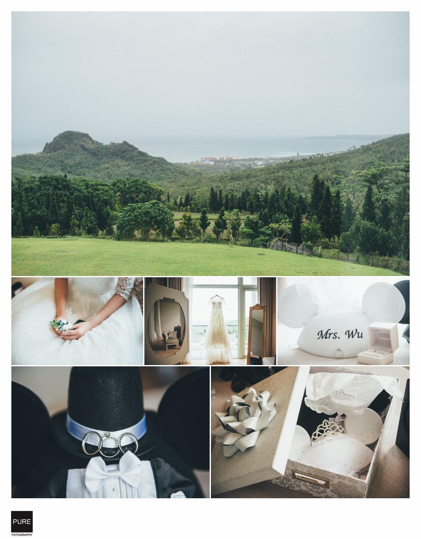 PUREFOTO_台灣婚禮平面攝影wedding_墾丁華泰瑞苑婚禮攝影