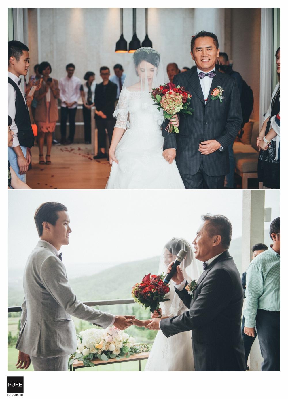 PUREFOTO_台灣婚禮平面攝影wedding_婚禮攝影交手過程